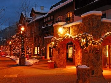 Mountain Haus, Vail, CO, USA