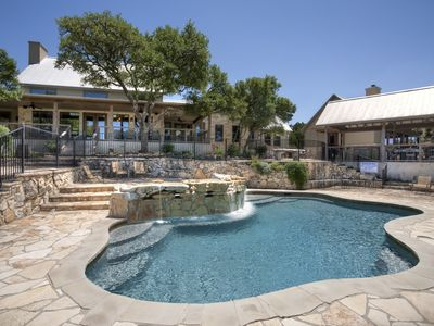 Photo for ULTIMATE DREAM HOME w/ Amazing View! Movie Theater, Pool, Hot Tub, Game Roo