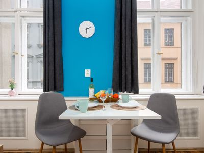Photo for Soukenicka Apartcomplex  Calm corner CZPR51 - Aparthotel for 2 people in Praha