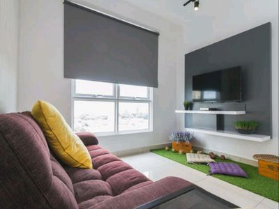 Photo for 1BR Apartment Vacation Rental in George Town, Pulau Pinang