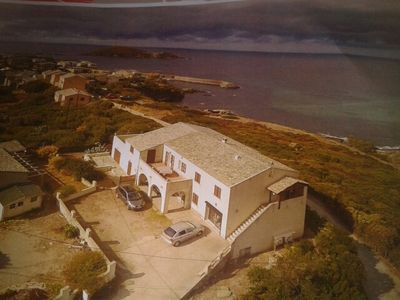 Photo for GROUND VILLA T 5 CENTURI CAP CORSE 150M FROM THE SEA
