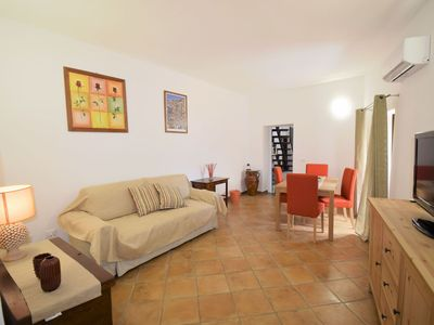 Photo for Nice apartment for 4 people with WIFI, A/C, TV and balcony