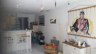Photo for Apartment F1 bis of 42 m² n ° 5