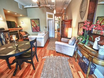 Photo for Heart of Downtown Asheville Condo - 2 BR/2 BA - Downtown Asheville, NC