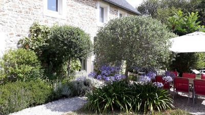 Photo for rent large charming house near Pont-Aven 10 people