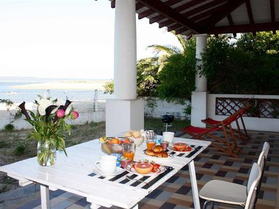 Photo for B30 - Villa on Mimbeau beach, Cap Ferret center: EXCEPTIONAL!