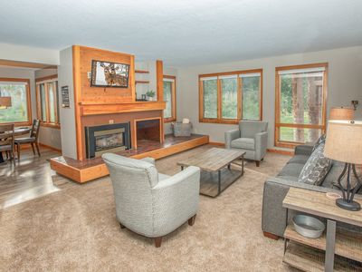 Photo for Keystone Newly Renovated Condo- New Owners, Great Rates! Easy access to slopes!