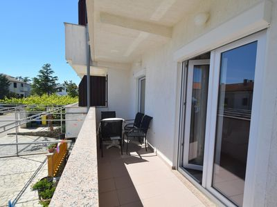 Photo for Apartments Vanja (62521-A2) - Krk - island Krk