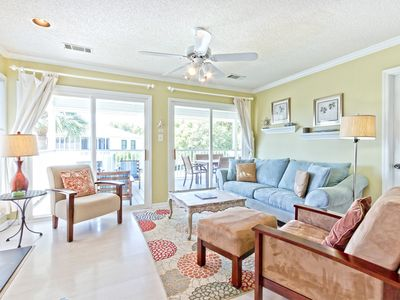 Photo for Just 2 Blocks to Beach, Views of the Tybee Lighthouse, Pet Friendly, Fenced Yard, Ping Pong
