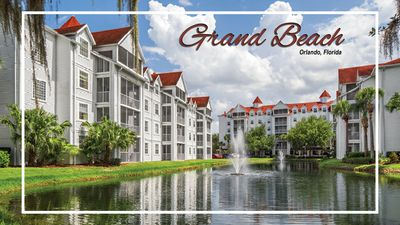 Photo for Modern & Spacious Grand Beach Resort 3 BR, Sleeps 8; Near Attractions; From $149