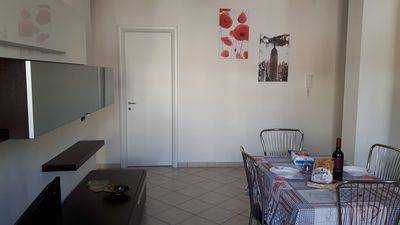Photo for Accommodation 30 meters from the pedestrian street of the center and from the hospital