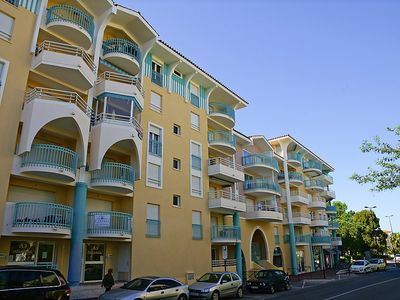 Photo for Apartment 326 m from the center of Fréjus with Internet, Air conditioning, Lift, Parking (125191)