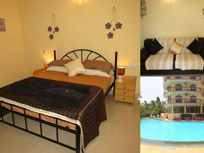 Photo for 15-Luxury Serviced Apartment Close to The Sea & Wi-Fi