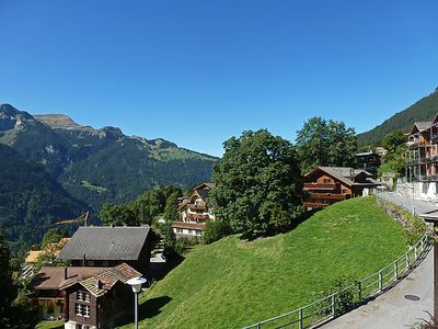 Photo for Apartment Roossi in Wengen - 6 persons, 3 bedrooms