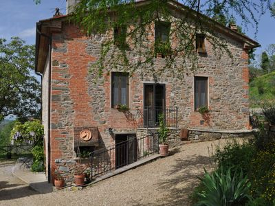 Photo for 2BR Apartment Vacation Rental in Moncioni, Toscana