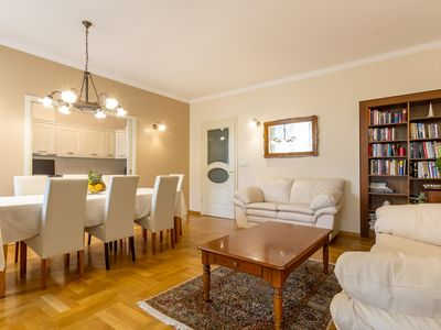 Photo for Acacia Is A Luxurious Beautiful Sunny And Cozy Apartment In The City Center