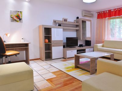 Photo for 1BR Apartment Vacation Rental in Sector 1, Municipiul București