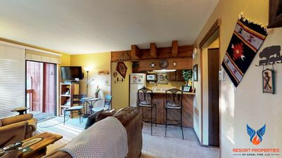 Photo for Cozy Condo Close to the Slopes! Angel FIre Chalet 37