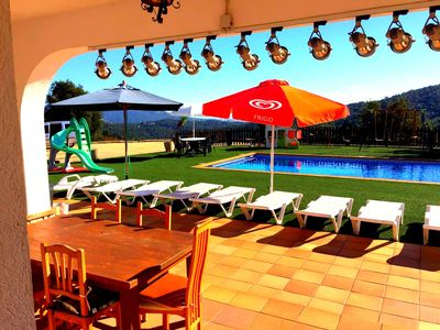 Photo for NATURAL EVENTS LLORET DE MAR VILLA