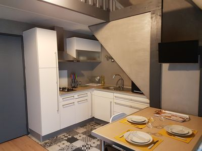 Photo for Cozy apartment classified 3 *** Lorient with private parking