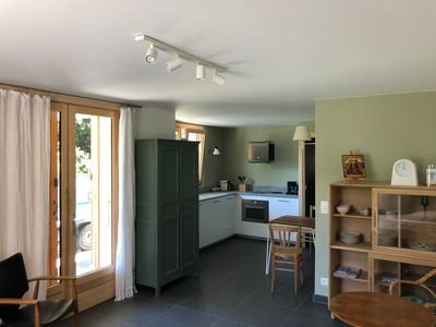 Photo for Sallanches - Magnificent studio of 33m² facing south