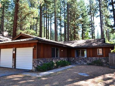 Photo for 3569 April: 3 BR / 2 BA home in South Lake Tahoe, Sleeps 8