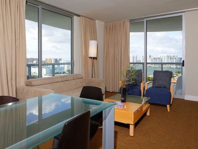 Photo for Luxurious 2BR w/ bayviews@Marenas #178AB