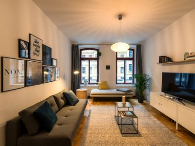 Photo for Stylish apartment in the Waldstrasse district