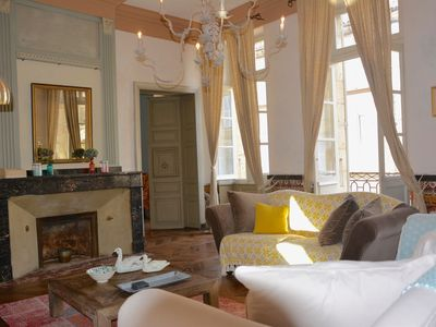 Photo for Luxury apartment in the heart of Lectoure