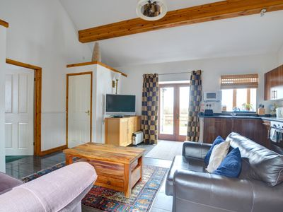 Photo for Luxury accommodation overlooking the unspoilt Cambrian countryside, situated on the outskirts of Abe