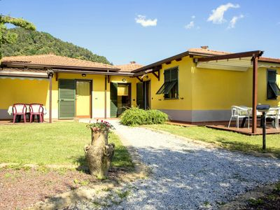 Photo for Small and charming residence in the hills surrounding La Spezia