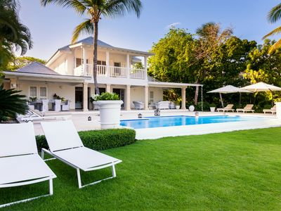 Photo for Top Rated Tortuga Dream Villa, Fantastic Ocean, Lake, Golf View With Pool & Maid