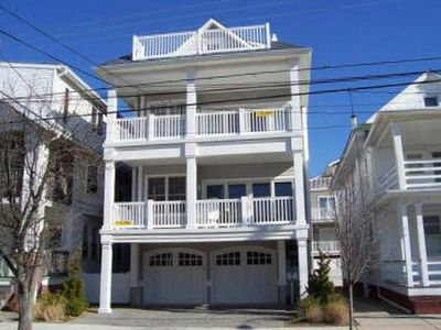 817 Pennlyn Pl. - 2nd Floor -  Garage on Left - Ocean City, NJ North