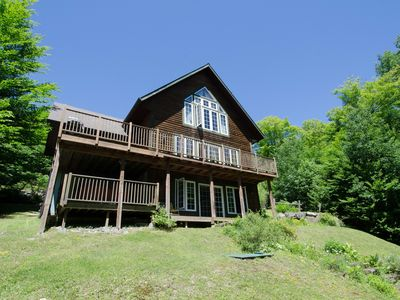 Photo for Five Bedroom Waterfront Chalet