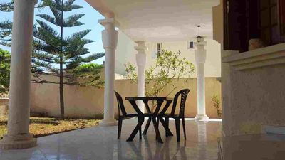 Photo for Room in villa by the sea, calm, wifi, garden, terrace, security 24h / 24