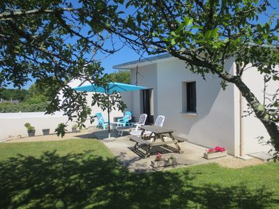 Photo for HOUSE ALL COMFORT 500 m beach and shops