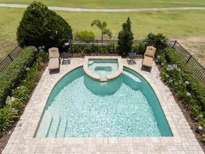 Photo for Imagine Your Family Renting This Luxury Contemporary Style Villa on Reunion Resort and Spa, Orlando Villa 1571