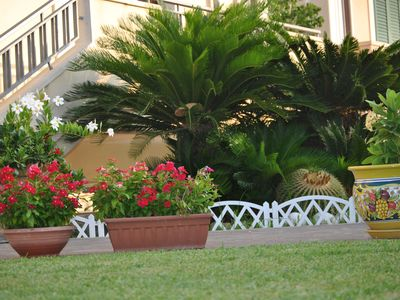 Photo for Offer -30% Week of September Villa 100 meters from the beach and with wifi