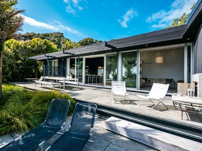 Photo for 3BR House Vacation Rental in Waiheke Island, Auckland