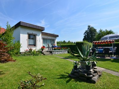 Photo for Detached holiday house in a tranquil setting amidst the lovely Harz region