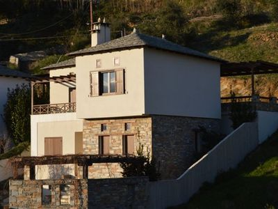 Photo for New Built Traditional Stone House With Breathtaking View Of The Sea