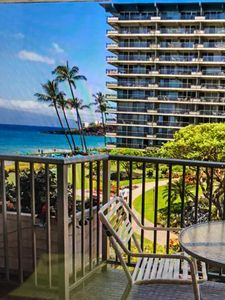 Photo for Whaler at Kaanapali Beach Studio Ocean View W/Black Rock View !