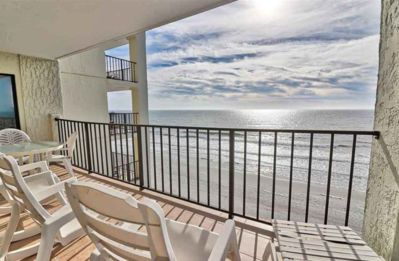 Photo for Wall-to-wall ocean views! Dog friendly! Oceanfront paradise, beaches are open!