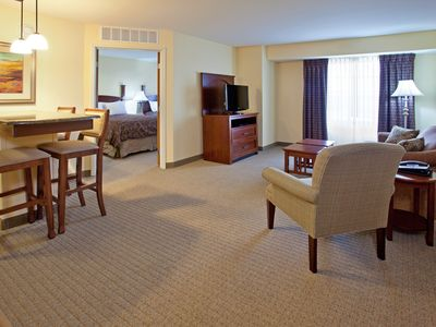 Photo for Fully-Equipped Suite | Indoor Pool + Free Wi-Fi, Free Breakfast