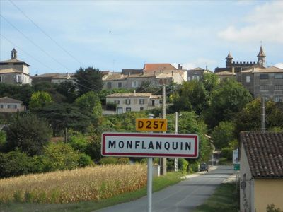 Welcome to Monflanquin!