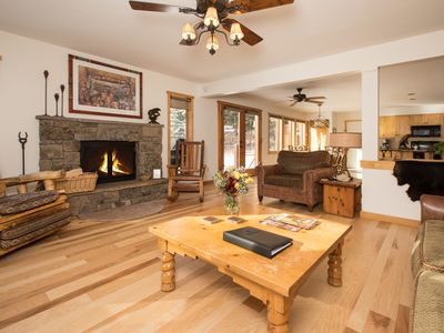 Photo for RMR:Fabulous 6 Bedroom Home in Teton Village! Free Activities Included!
