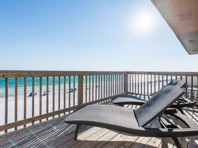 SUMMER HAVEN UNIT E-DIRECTLY ON THE BEACH- BOOK NOW!!