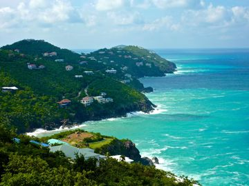 Caret Bay, St. Thomas, US Virgin Islands