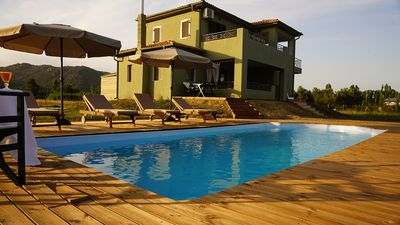 Photo for A luxurious villa with private swimming pool.