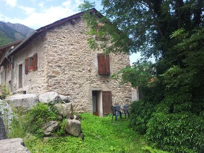 Photo for The House of the Bear - Stone house with private garden